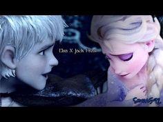 ❝ Elsa ✘ Jack Frost || Clarity ❞