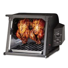 Big George Foreman Rotisserie Oven Gr80s 2001 Best Of Show