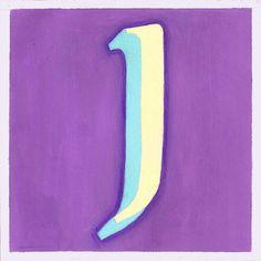 J is for JODIENDA #36daysoftype #36days_J #typedesign #typography #graphicdesign #jodienda #vincentmrivera