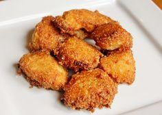 Allergy Friendly Chicken Nuggets (Gluten, Dairy, Egg, Soy, Tree Nut, Peanut, GMO Free) #recipe #meat #specialty