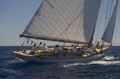 El 'Calima' lanzado hacia su undécima victoria; 'Spartan' domina en Big Boats