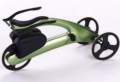 10 Bicicletas sin cuadro metálico. | Quiero más diseño