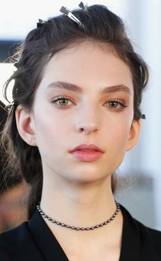 Brock Collection from New York Fashion Week Fall 2016: Best Beauty