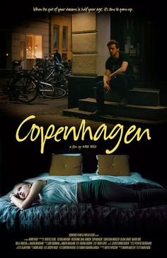 High resolution official theatrical movie poster ( of for Copenhagen Image dimensions: 828 x Directed by Mark Raso. Indie Movies, New Movies, Movies And Tv Shows, Movie Poster Frames, Movie Posters, Trailer Peliculas, Ghost Movies, About Time Movie, Streaming Movies