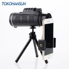 a7829d761251 TOKOHANSUN Universal 40X Optical Zoom Telescope Telephoto Mobile Phone  Camera Lens For iPhone Samsung Android Smartphones lenses Review