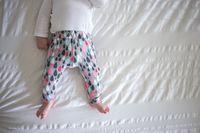 DIY   BABY LEGGINGS - Ruban Cassette