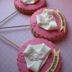 Bolos de chá bebe menina - Fotos de bolos e dicas decoração