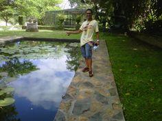 Trampolin hecho a mano r o el cantil caguas puerto rico for Bodas en el jardin botanico de caguas