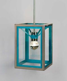 Check out the Cosy light fixture from The Urban Electric Co.