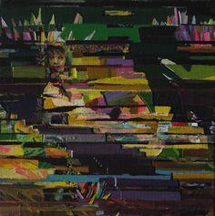 Eric Dyer, W 6, Clothing Company, Glitch, Ghosts, Original Art, Memories, The Originals, Artist