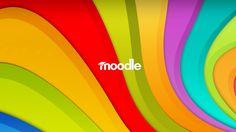 Moodle Logo colours wallpaper Colorful Wallpaper, Logo Color, Twitter, Colours, Education, Learning, Logos, Homework, Fun