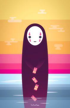 No Face by TheAlienCross on DeviantArt