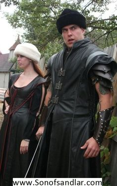 Hey, I found this really awesome Etsy listing at http://www.etsy.com/listing/66159029/warrior-tunic-leather-armor-steam-punk
