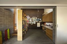 Plywood House II by Andrew Burges Architects (16)