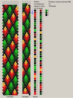 off loom beading techniques Bead Crochet Patterns, Seed Bead Patterns, Bead Crochet Rope, Peyote Patterns, Beading Patterns, Crochet Beaded Bracelets, Bead Loom Bracelets, Beaded Bracelet Patterns, Collar Redondo