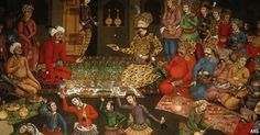 Why wine is integral to Persian culture