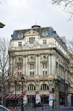Paris, théâtre de la Renaissance