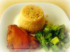 Receta Pollo Dulce #recipes #easyrecipes #recetasfaciles