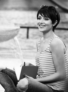 """Popmaniacs — we recently got to chat with actress Italia Ricci and she was awesome! The """"Chasing Life"""" star spilled everything from what she loves most"""