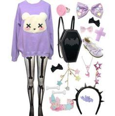 <3 amasing backpack and leggings