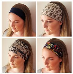 Stitch a quick non-slip headband to match your favorite fashions with this simple tutorial by Stacy Sews for WeAllSew.Summer Sewing for the BeachWhat About Amazing Easy Sewing Projects ?Easy 20 Sewing tips are readily available on our website. Sewing Hacks, Sewing Tutorials, Sewing Crafts, Sewing Patterns, Sewing Tips, Video Tutorials, Clothes Patterns, Sewing Ideas, Headband Pattern