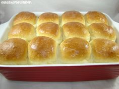 Eat Cake For Dinner: Our Best Bites' Dinner Rolls. Just look at those buns!