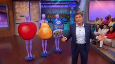 Weight Loss Tips for Any Body Type, Pt 1: Dr. Oz has the surefire tricks you can use to lose weight without dieting whether you're shaped like an apple, pear or a box. Find out how you can indulge in wine every day and still stave off the excess pounds.