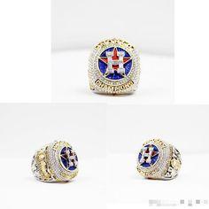 New 2017-2018 Houston Astros World Series Championship Ring Altuve Springer  #Unbranded #HoustonAstros