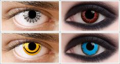 Top 21 unusual gadgets for Halloween, pumpkins for a change - Zombie or vampire lenses - lentils