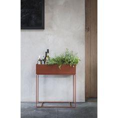 Jardinière décorative @fermliving - Pratique la Plant Box peut aussi bien s'utiliser pour accueillir vos plantes que pour ranger des livres dans un bureau, des jouets dans une chambre d'enfant, ou servir de bac à légumes dans une cuisine ou encore de vide poches dans une entrée !