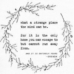 and it is entirely yours. @poetrybyorenda // IG: poetrybyorenda #poetry #quotes #life #love #writing #inspiration #poetrybyorenda