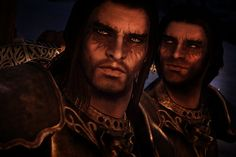 The wolf twins Farkas and Vilkas