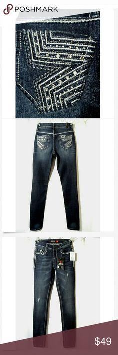 cfa471b42 I just added this listing on Poshmark: Nwt PEOPLE'S LIBERATION Jeans 26  Dark Skinny STARS. #shopmycloset #poshmark #fashion #shopping #style  #forsale ...