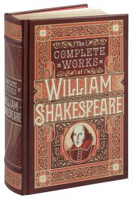 Pour Justine: The Complete Works of William Shakespeare (Barnes & Noble Collectible Editions)