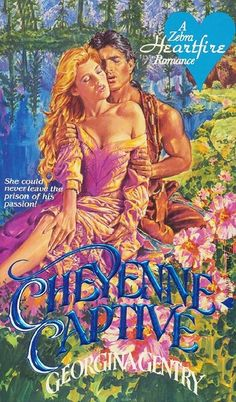 """Read """"Cheyenne Captive"""" by Georgina Gentry available from Rakuten Kobo. SCANDALOUS THOUGHTS When headstrong, golden-haired Summer ran away from home, all she could think of was leaving her str. Historical Romance Novels, Romance Novel Covers, Romance Art, Beau Film, Book Cover Art, Book Covers, Book Boyfriends, Pulp Fiction, Fiction Novels"""