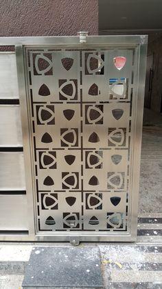 Front Gate Design, Door Gate Design, House Gate Design, Partition Screen, 3d Printer Designs, Front Gates, Box Patterns, Grill Design, Cnc Plasma