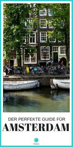 Amsterdam – Insider-Tipps und Reisetipps für deinen Städtetrip. Mit unserem umfangreichen Guide bist du bestens auf deine Städtereise nach Amsterdam vorbereitet.