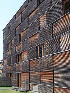 Baumschlager Eberle - BTV building, Wolfurt 1998.