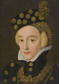 Attributed to the Master of the Countess of Warwick, A Woman, ca. 1557