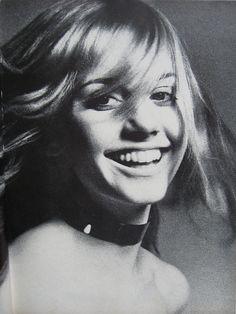 Olivia Newton-John --- Vogue 1970 by David Bailey
