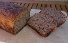 Elixír mládí: Kváskový chléb bez hnětení - fotopostup Tasty, Yummy Food, Banana Bread, Food And Drink, Vegan, Baking, Recipes, Smoothie, Anna
