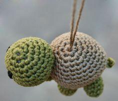 tartarughina amigurumi