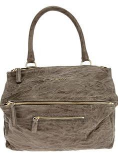 efbb5157af Givenchy Medium Large Pandora Bag in Grey (the Not-so-Distressed ...
