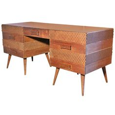 Modern Furniture Workshop mid century retro vintage schulim krimper writing desk 1955