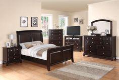 B5200 Sleigh Bedroom Suite