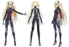 Methode - BEATLESS - Image #2227982 - Zerochan Anime Image Board