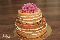 Lulu's bakery naked cake