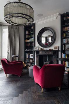 A renovated Victorian in London | desiretoinspire.net | Bloglovin'