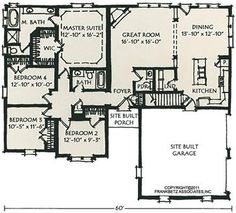 Cavalier Homes Multisection Plan The McGarrity Available From Tilleys Homes Shreveport LA