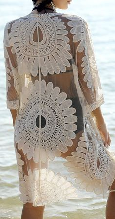 b3f68950bc0f1 Boho Chic Sunflower Kimono Cover up Summer Cardigan | It's all about ...